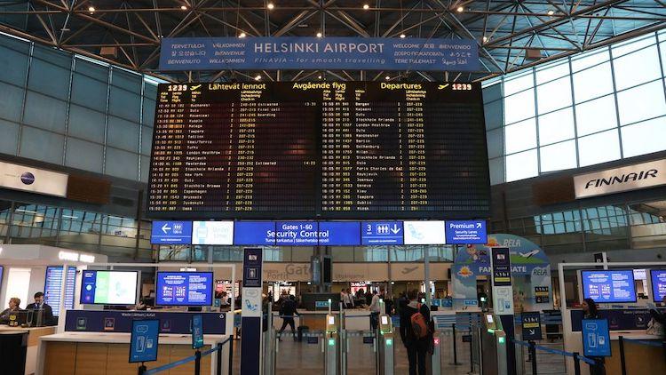 Aeroport Helsinki Vantaa