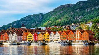 Bergen Norvege