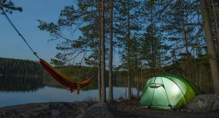 Camping Scandinavie