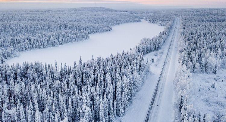 Climat Finlande Meteo