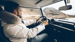 Conduire Islande
