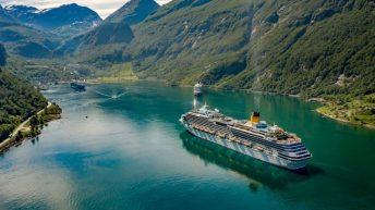 Croisiere Fjords Norvegiens