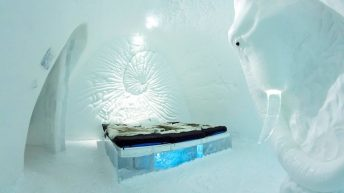 Ice Hotel Scandinavie