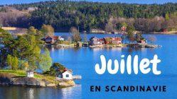 Partir Juillet Scandinavie