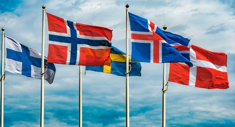 Pays Scandinaves Nordiques