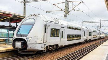 Train Scandinavie