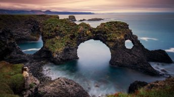Snaefellsnes Islande