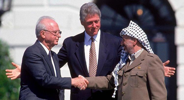 Accords Oslo 1993