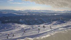 Station Ski Suede