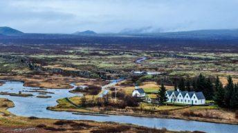 Thingvellir Parc National