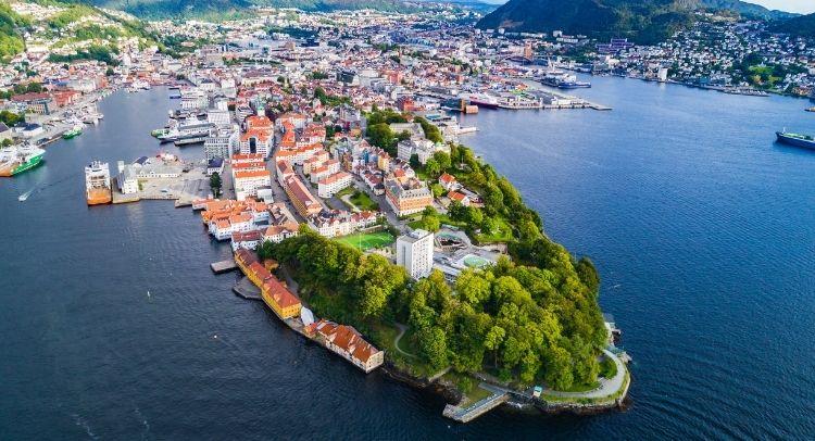 Croisiere Bergen