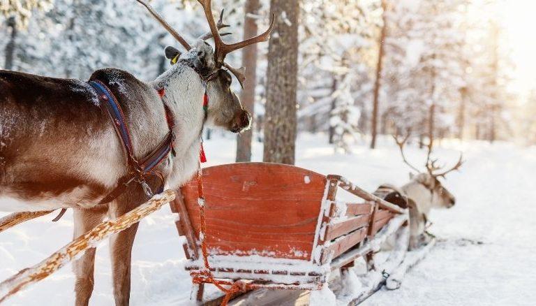 Laponie Le Pays Du Pere Noel