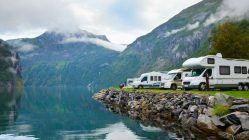 Visiter la scandinavie en Camping Car